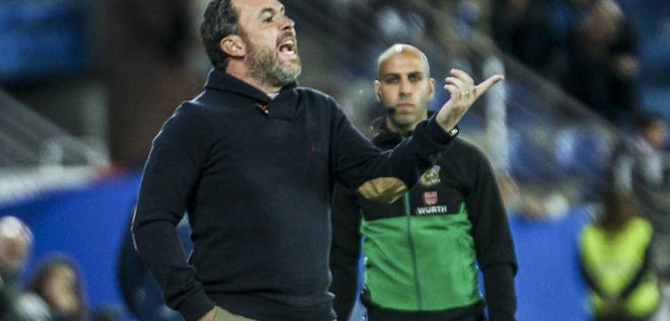 Sergio González reconoce que el partido ante el Girona «es una auténtica final»