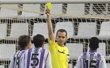 Melero López y el asistente VAR del día de la Real Sociedad para el Wanda