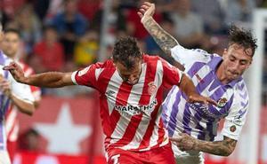 El Real Valladolid, obligado a ganar al Girona