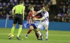 El Atlético de Madrid no regalará nada al Real Valladolid en el Wanda
