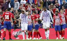 Cabreo en la plantilla del Real Valladolid: «Somos el conejillo de indias y estamos hartos»