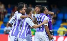 Cualquier triple empate con Villarreal, Celta, Levante o Girona beneficiaría al Real Valladolid