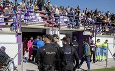 El Real Valladolid B también pide el apoyo de la afición