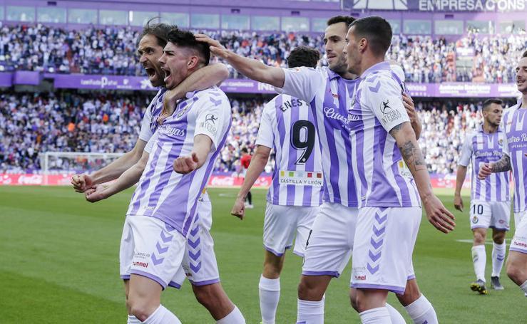 El Real Valladolid se impone al Athletic de Bilbao (1-0)