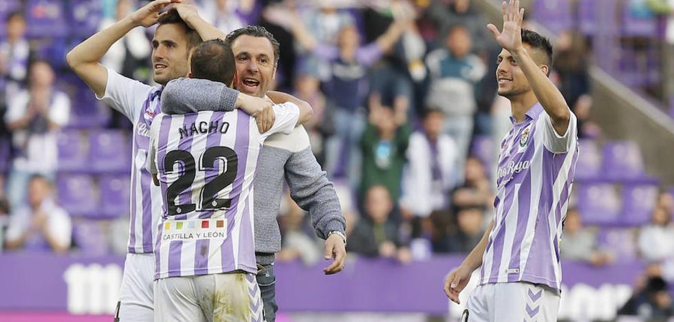 Sergio González: «Nos vamos con una sonrisa a casa, que ya tocaba»