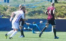 Un zarpazo de Javi Pérez resuelve el duelo entre Valladolid B y Salamanca CF