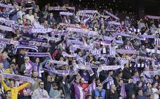 El Real Valladolid llevará gratis a los abonados al Estadio de Vallecas