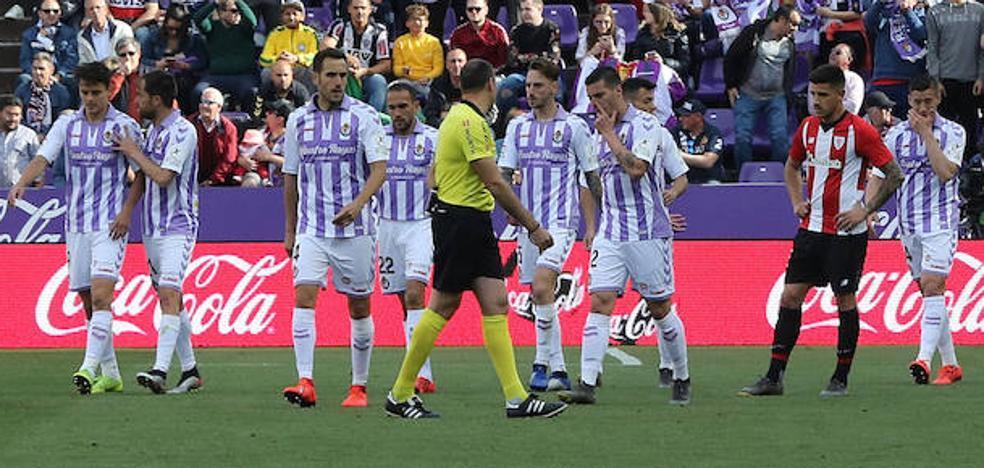 El Real Valladolid es el equipo de los de abajo que más árbitros internacionales ha tenido