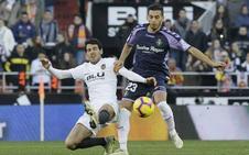 El Real Valladolid cerrará la liga ante el Valencia a las 20:00 horas del 18 de mayo