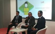 Velasco Carballo: «Los árbitros españoles se equicovan extremadamente poco; en el comité les apoyamos, no les sancionamos»