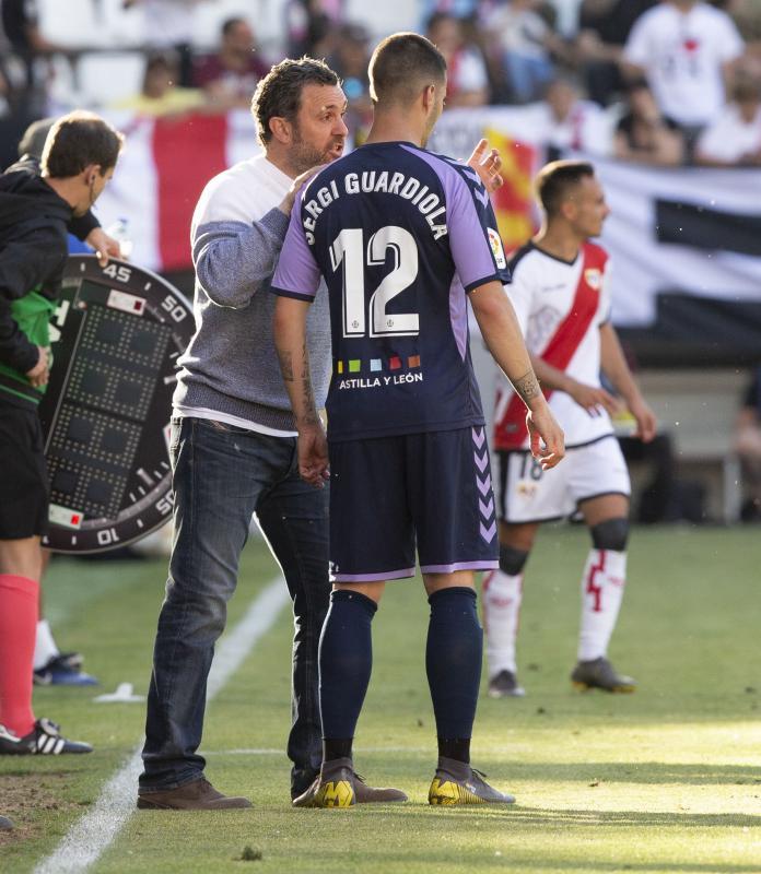 El bienio de la recuperación del Real Valladolid