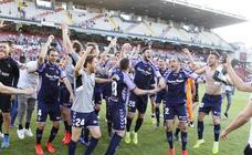 Todas las fotos del partido entre el Rayo Vallecano y el Real Valladolid