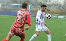 Empate estéril entre el Guijuelo y el Real Valladolid B