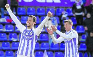 Hoy puede ser un gran día para el Real Valladolid