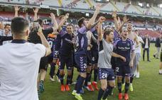 Cinco claves que explican la permanencia del Real Valladolid