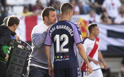 Un Real Valladolid en jersey