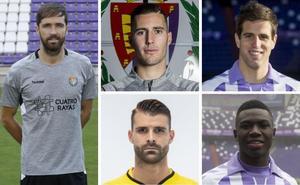 El Real Valladolid busca cerebro y delantero