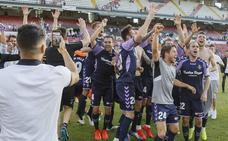 Los grandes triunfos del Real Valladolid