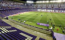 El Real Valladolid solicita la licencia de obra para eliminar el foso de Zorrilla