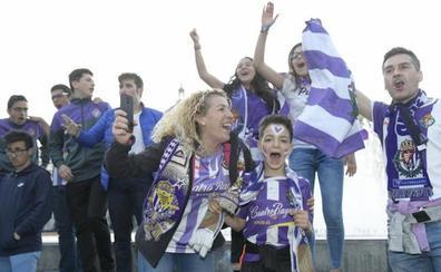 La fuerza mental del Real Valladolid
