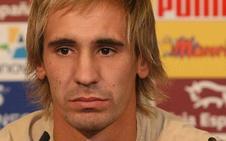 El paso de Borja por el Real Valladolid en imágenes