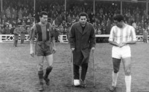 La jugada que frustró la carrera de Solé en el Real Valladolid