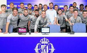 Pase, deje los nervios en la puerta y disfrute del Real Valladolid-Valencia