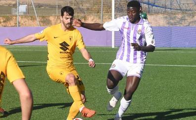 El Real Valladolid mejora el contrato de Salisu