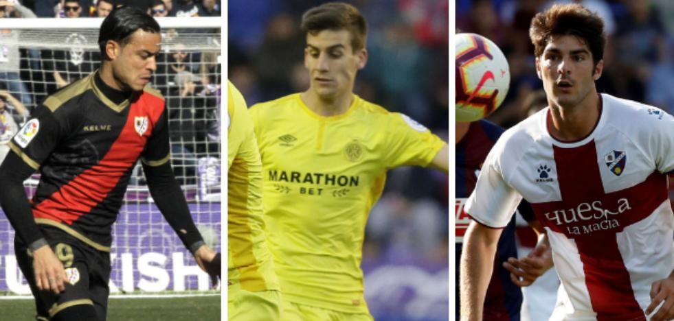 Segunda División: un mercado muy apetecible para el Real Valladolid