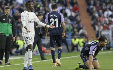 La llegada de Vinícius al Real Valladolid desplazaría a Toni a la derecha o a la mediapunta