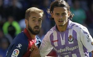 Turquía vuelve a convocar al jugador del Real Valladolid Enes Ünal