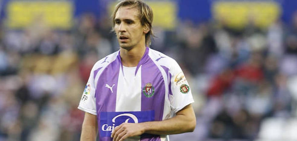 Borja, el jugador del Real Valladolid al que irritan las apuestas