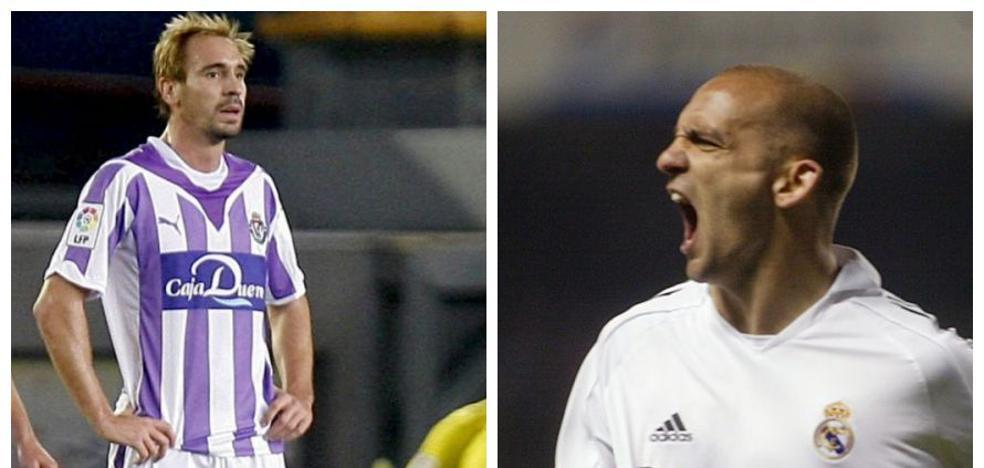 La conexión Castilla unió a Borja, Raúl Bravo y Aranda en 2001