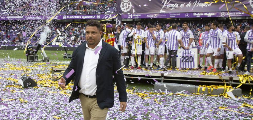 El Real Valladolid se personará en las investigaciones judiciales del caso Oikos