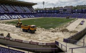 El Real Valladolid obtiene la licencia de obra para reformar Zorrilla
