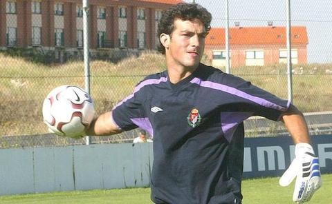El exportero Ricardo López, nuevo entrenador del Real Valladolid Juvenil de División de Honor
