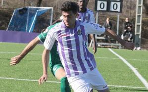 El Real Valladolid se queda con Kike Pérez, que seguirá en el filial