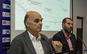 Los banquillos del estadio Zorrilla se integrarán en una grada que crece en 1.594 butacas