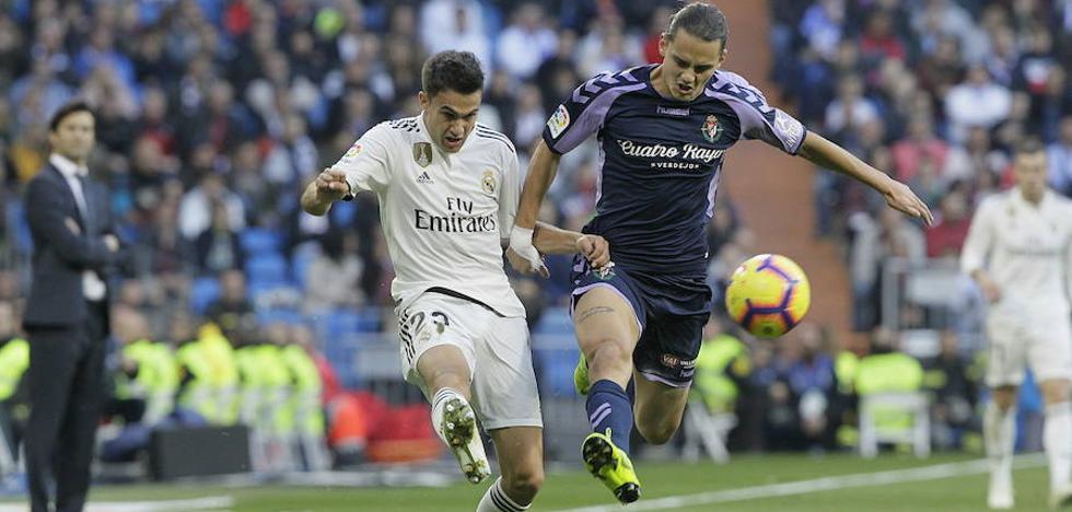 El Real Valladolid busca sacar provecho de la operación salida del Madrid