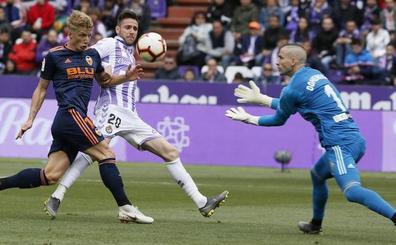 El juez permite al Real Valladolid personarse como acusación particular en el caso Oikos