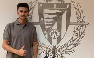 El Real Valladolid B ata a Jaime Sánchez hasta 2021