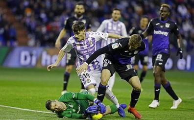 El Real Valladolid teme que el 'Pichu' Cuéllar rompa el preacuerdo suscrito