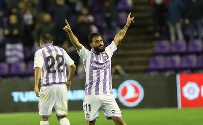 Daniele Verde se despide del Real Valladolid: «Siempre seré pucelano»