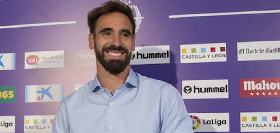 Borja no trabajará con el Real Valladolid mientras no se cierre su expediente disciplinario