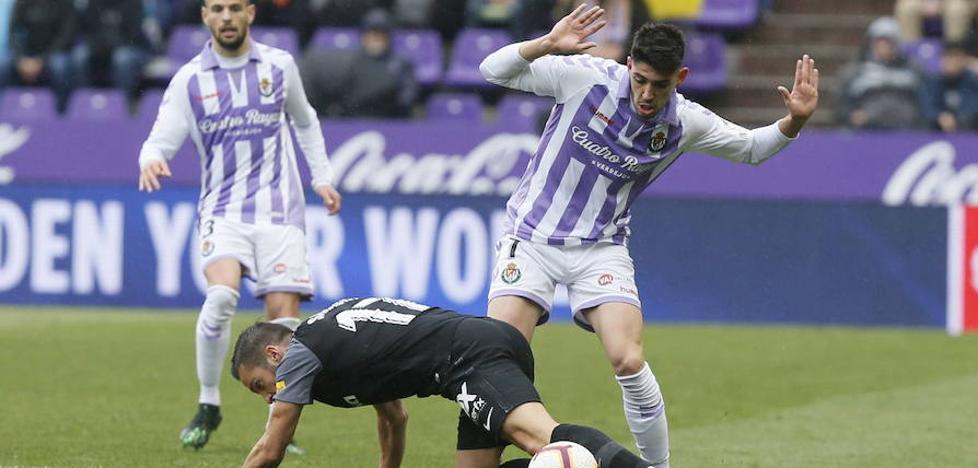 El Real Valladolid solo jugará dos partidos en la gira por Norteamérica