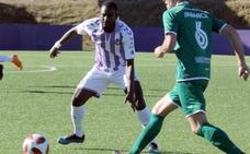 El Hacen hará la pretemporada con el primer equipo del Real Valladolid