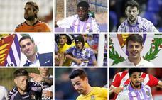 Nueve jugadores del Real Valladolid se enfrentan en pretemporada a su primer examen del curso