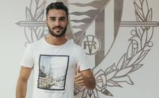 El Real Valladolid B incorpora al extremo zurdo Carlos Doncel