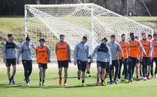 El Real Valladolid vuelve al trabajo este sábado