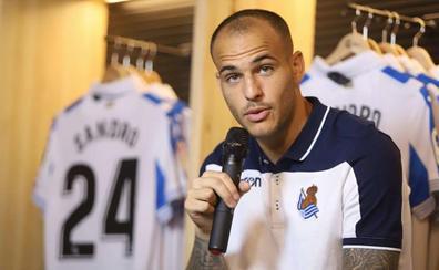 Sandro Ramírez jugará en el Real Valladolid cedido por el Everton